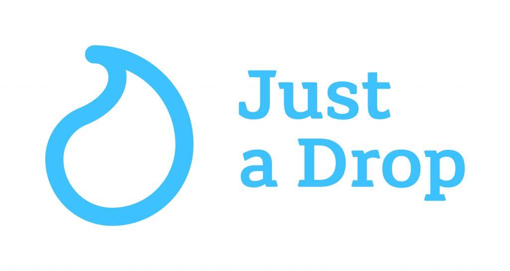 Just a Drop logo