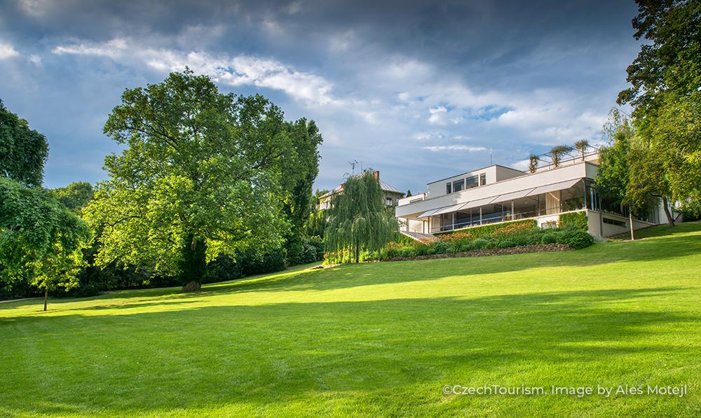 Tugendhat Villa in Brno