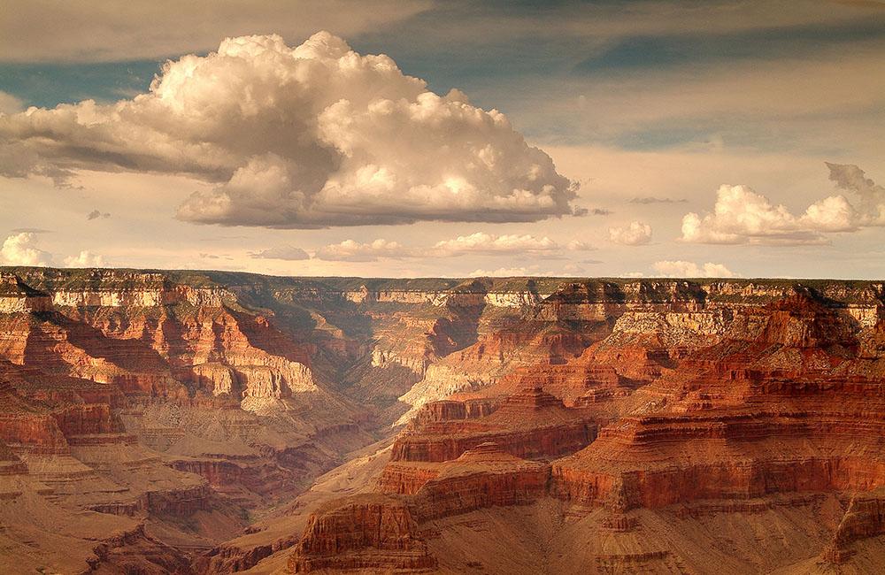 Grand Canyon at Sunrise