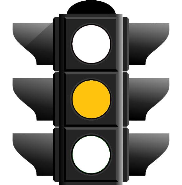 FCDO Amber Traffic Light