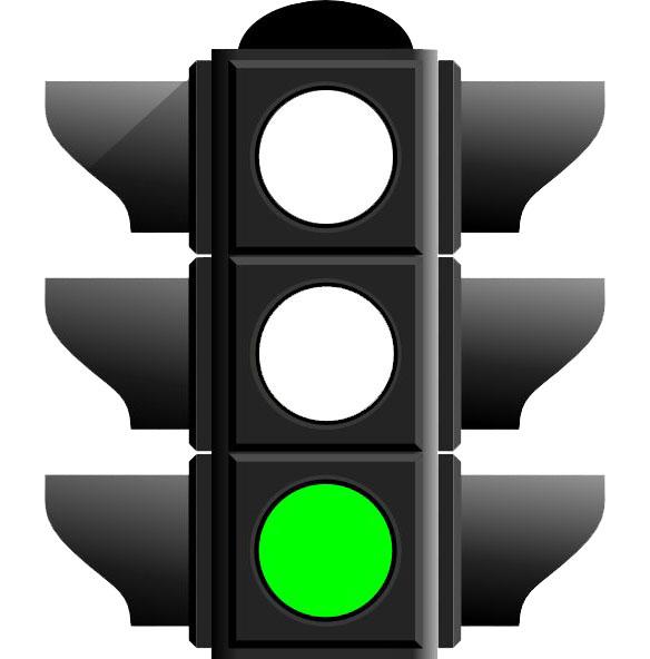 FCDO Green Traffic Light