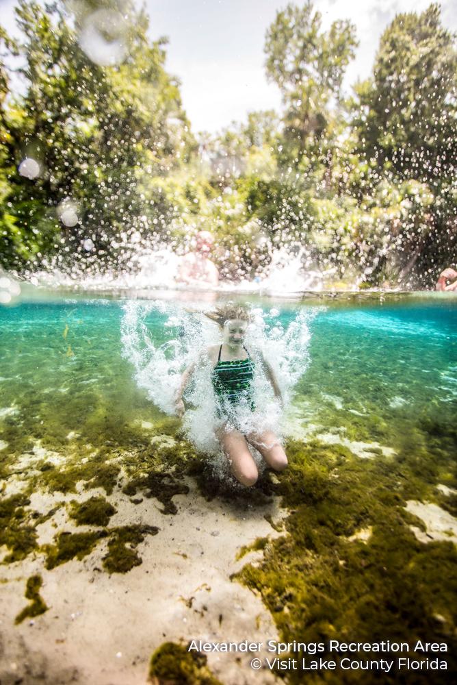 1 Lake County Florida Alexander Springs Recreation Area