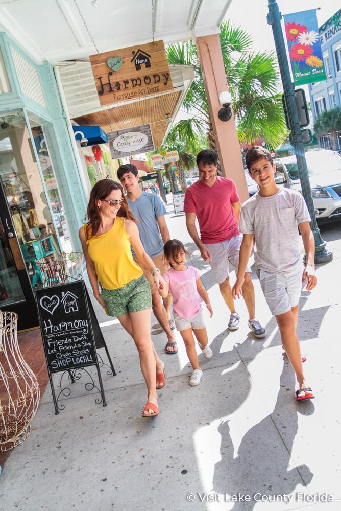 1 Lake County Florida Family Shopping