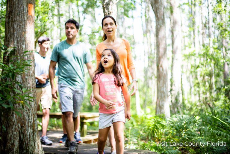 1 Lake County Florida Family Walk