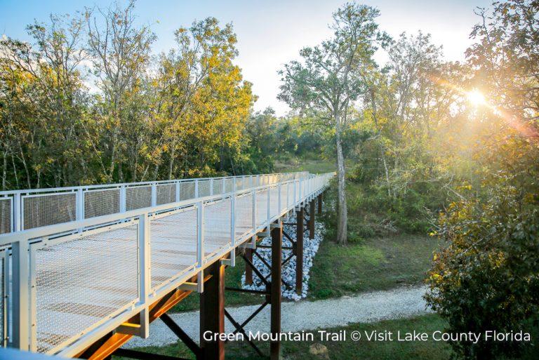 1 Lake County Florida Green mountain Trail