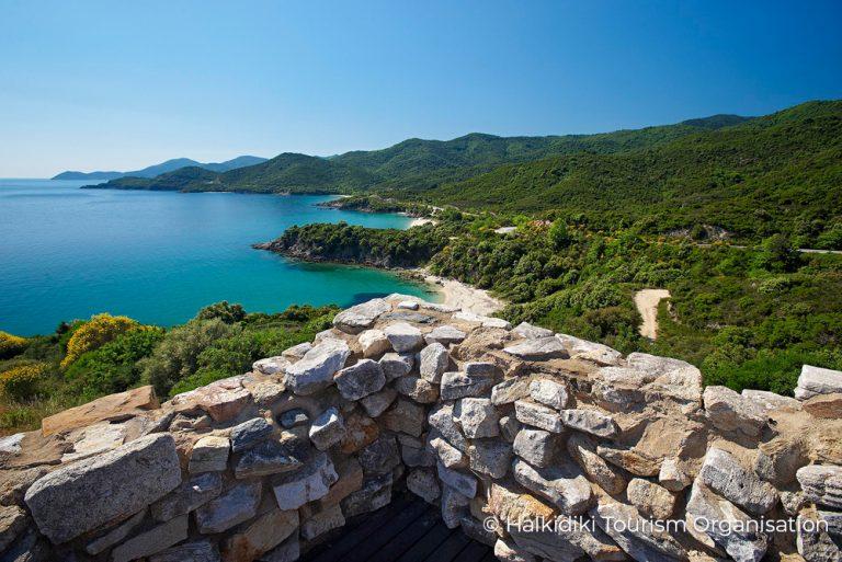 Ancient Stagira East Coast Halkidiki Tourism Organisation