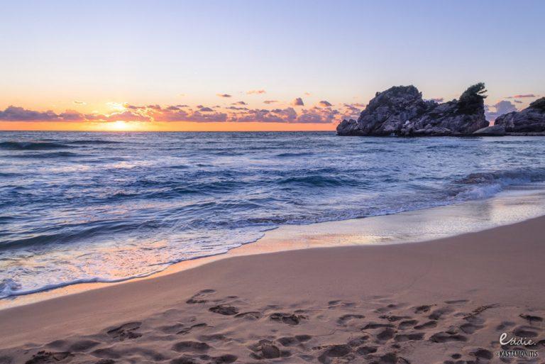 Beach Corfu 17Jun21