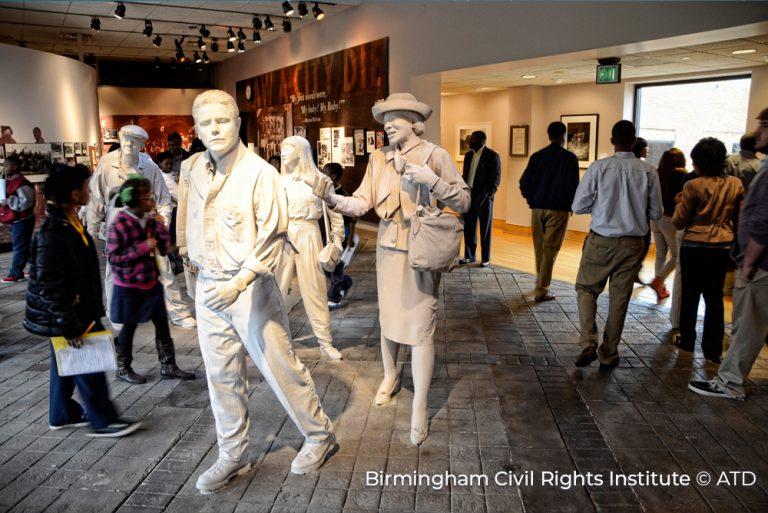 Birmingham Civil Rights Institute Credit ATD