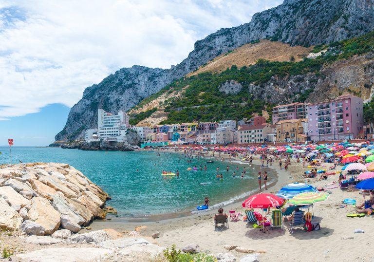 Catalan Bay Gibraltar 23Jun21