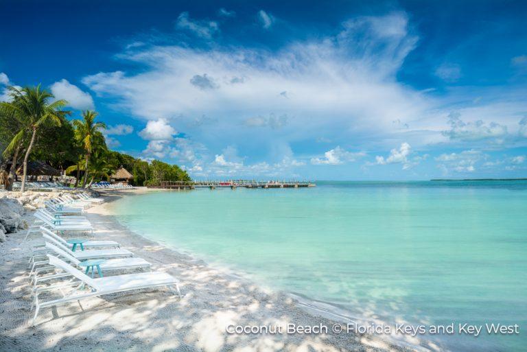 Coconut Beach Florida Keys 25Jun21