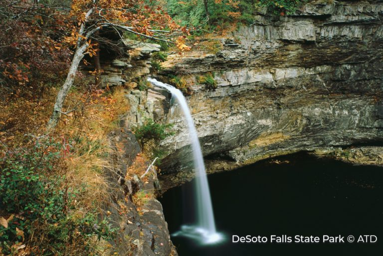 DeSoto Falls Alabama Credit ATD