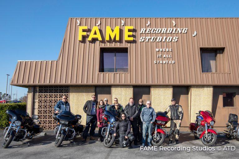 Fame Recording Studios Alabama Credit ATD