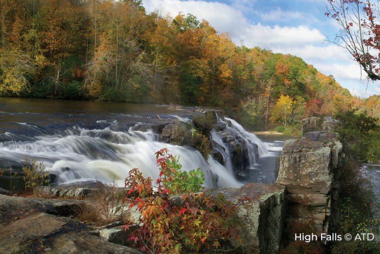 High Falls Alabama Credit ATD
