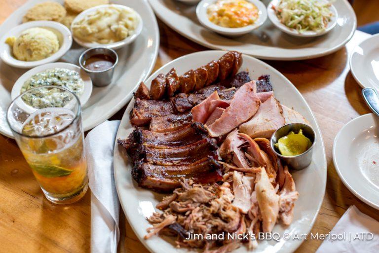 Jim and Nick's BBQ Alabama Credit Art Meripol and ATD