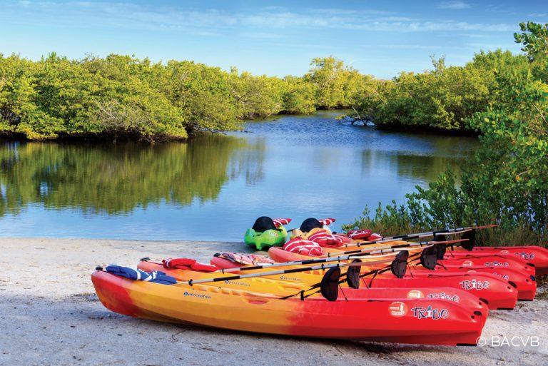 Kayaks - Bradenton Anna Maria Island - BACVB