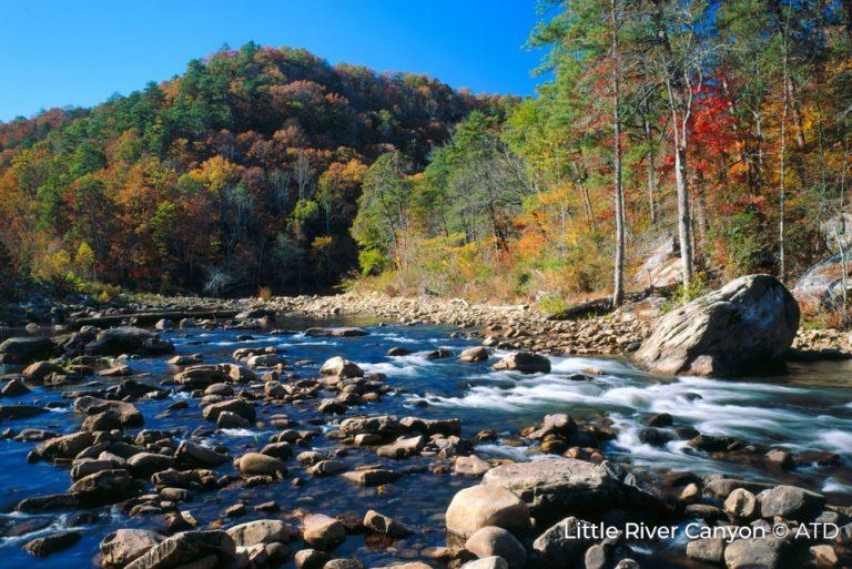Little River Canyon Alabama Credit ATD