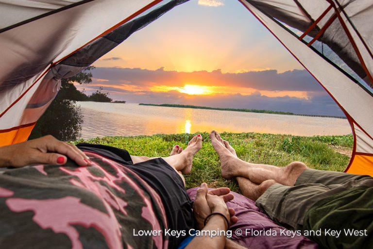Lower Keys Camping Florida Keys 25Jun21