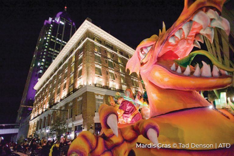 Mardi Gras Alabama Credit Tad Denson and ATD