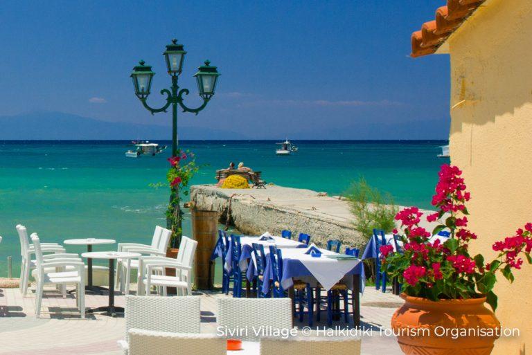 Siviri village Halkidiki tourism organisation