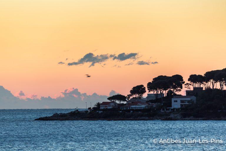 Sunset Antibes Credited