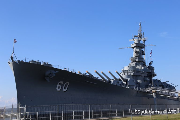 USS Alabama Credit ATD