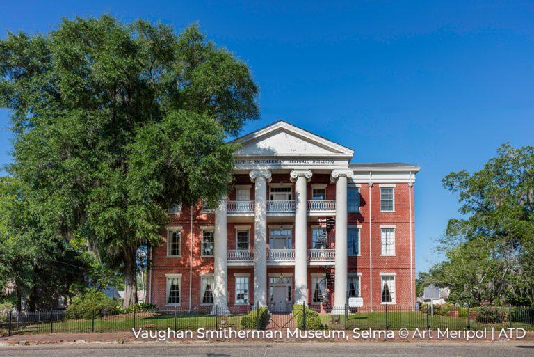 Vaughan Smitherman Museum Alabama Credit Art Meripol and ATD