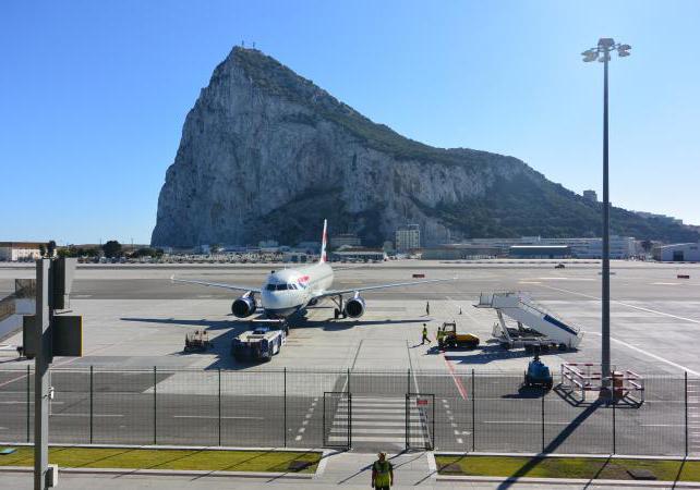 airport Gibraltar 23Jun21