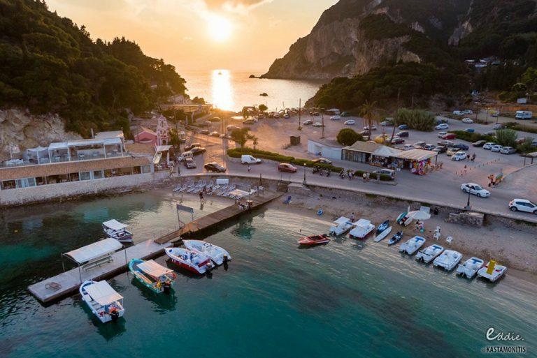 palaiokastritsa Corfu 17Jun21